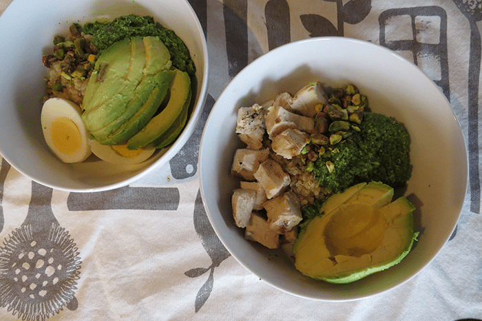 asweatlife_30-Minute-Meals--Make-Ahead-Kefir-Pesto-Quinoa-Bowl-Recipe_2