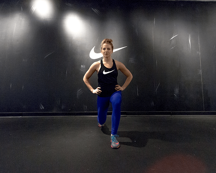 asweatlife_A-Bodyweight-Workout-for-When-You're-Too-Busy-to-Be-Healthy_lunge-to-lateral-lunge_1