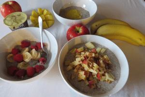 Chia seed pudding recipe