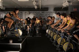 boutique studio fitness in a recession
