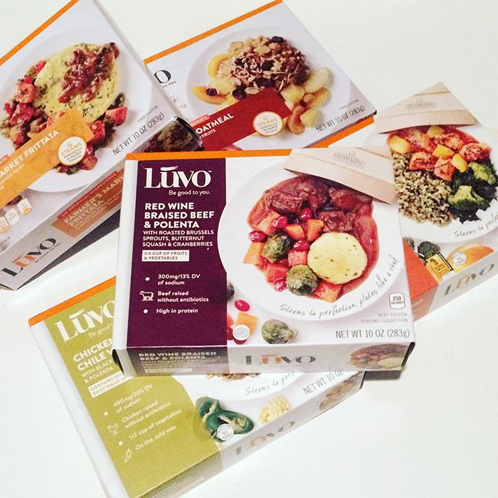 Luvo Frozen Meals