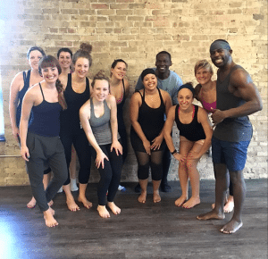 A Saturday Morning with Men's Health Next Top Trainer 2015 Winner Gideon Akande