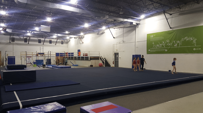 Adult gymnastics los angeles
