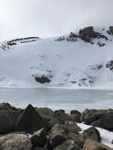 Denver, Colorado Glacier