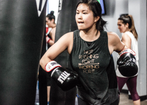 boxing experts on how to innovate boxing classes