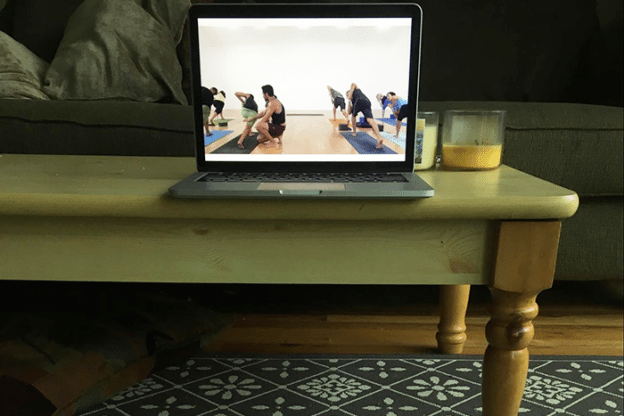 asweatlife_Flowing-at-Home-With-YogaGlo_featured