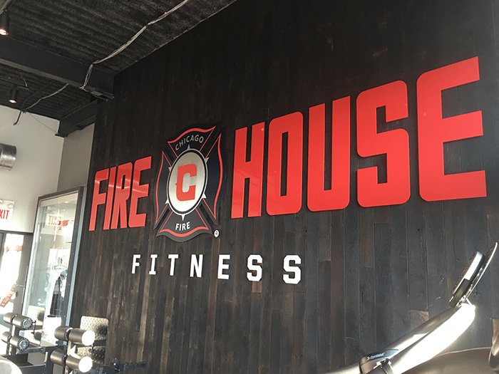 fire fitness: