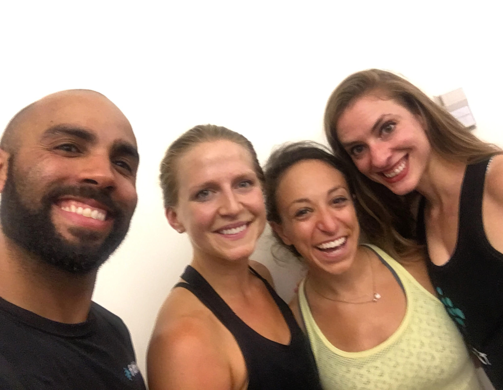 asweatlife_A Live Workout with Fitbit Local's Jenny Finkel and Jeremy Walton