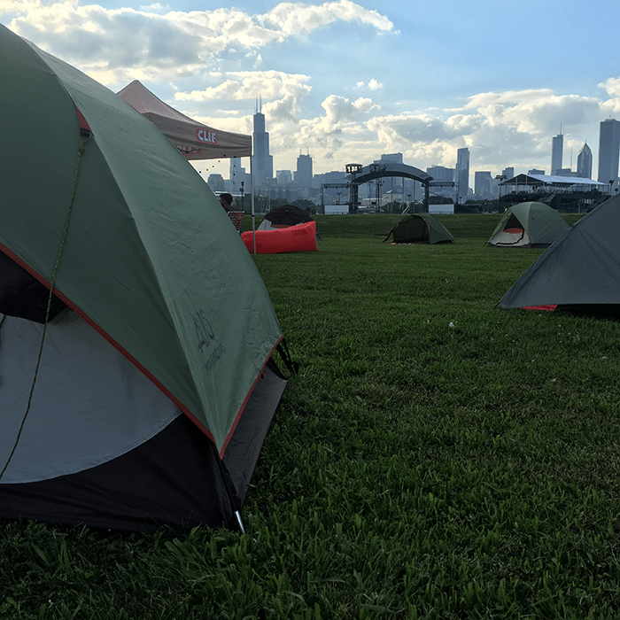asweatlife_Camping-in-Chicago-at-Northerly-Island_15