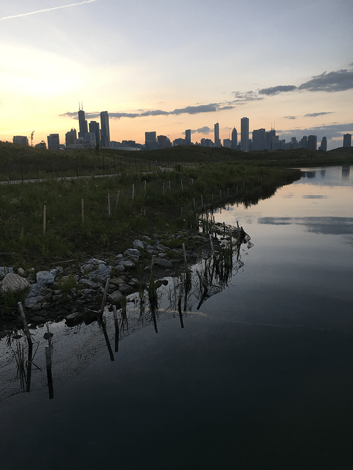 asweatlife_Camping-in-Chicago-at-Northerly-Island_9