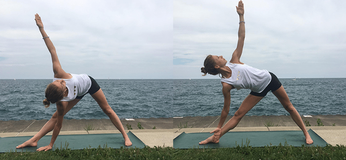 asweatlife_Five-Basic-Yoga-Corrections-Broken-Down-For-You_triangle-pose_collage