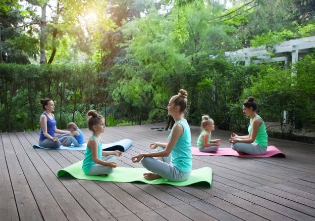 asweatlife_The Benefits of Yoga for Kids