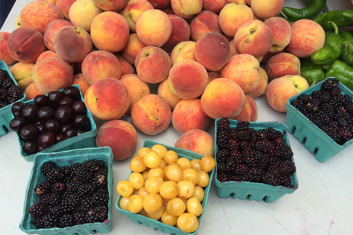 asweatlife_Summer Produce_berries