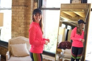 Trunk Club workout outfit from fitness trunk service