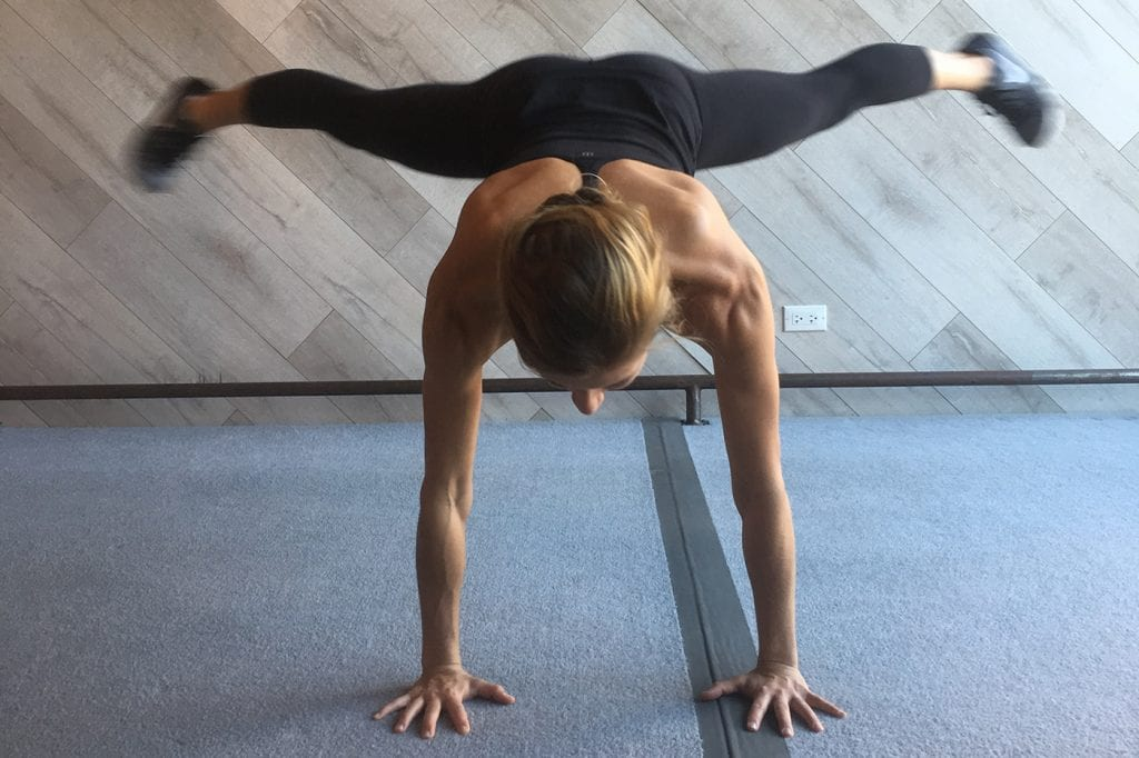 A Chipper Workout to Try Solo or With a Partner - A Sweat Life