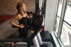 treadmill interval