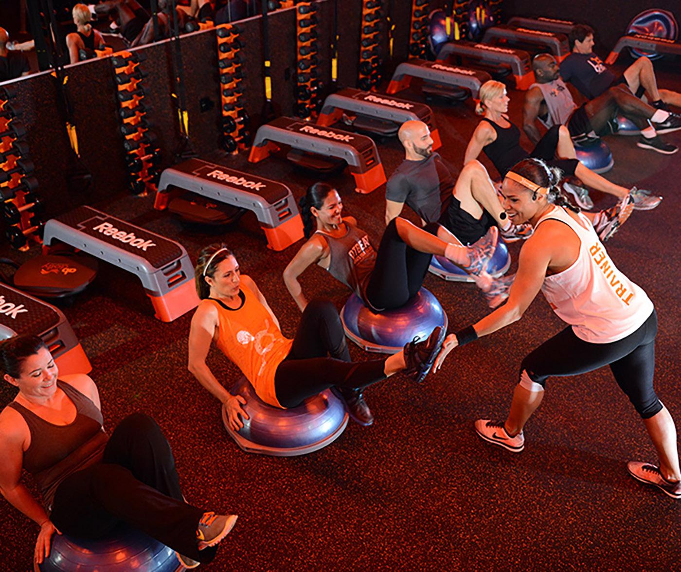 sweatworking takes over orangetheory fitness west loop