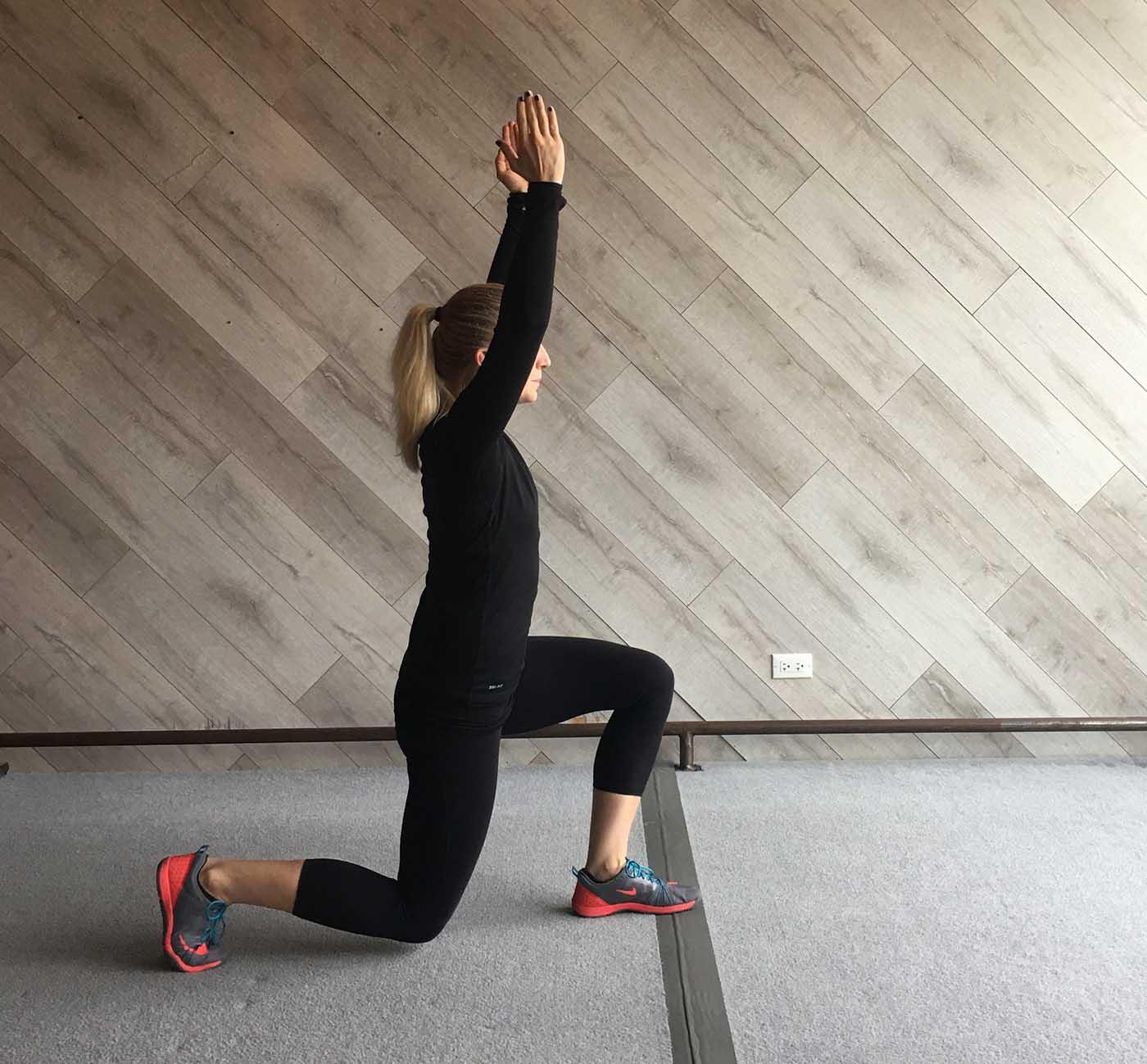 asweatlife_treadmill-challenge_overhead-lunge_2