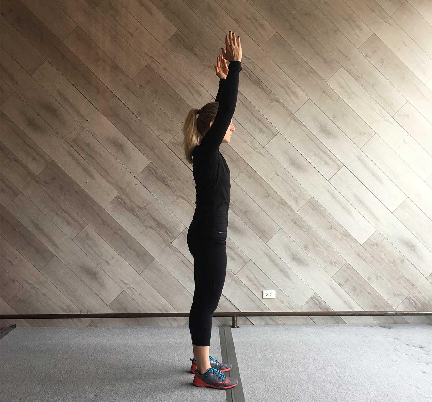 asweatlife_treadmill-challenge_overhead-lunge_3