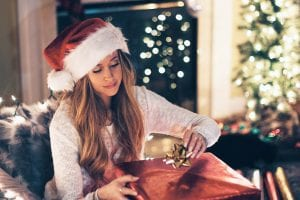 how to center yourself during the holidays