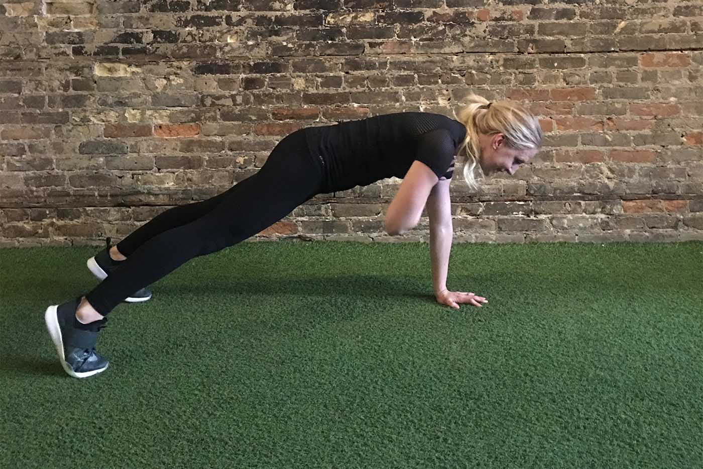 asweatlife_work-out-with-just-your-bodyweight-for-30-minutes_push-up-with-a-tap_3