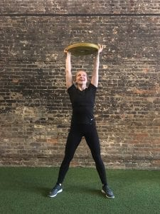plate workout