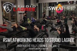 #Sweatworking at Studio Lagree River North @ Studio Lagree River North