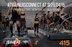 #TrainersConnect at Shred415 @ Shred415 Old Town