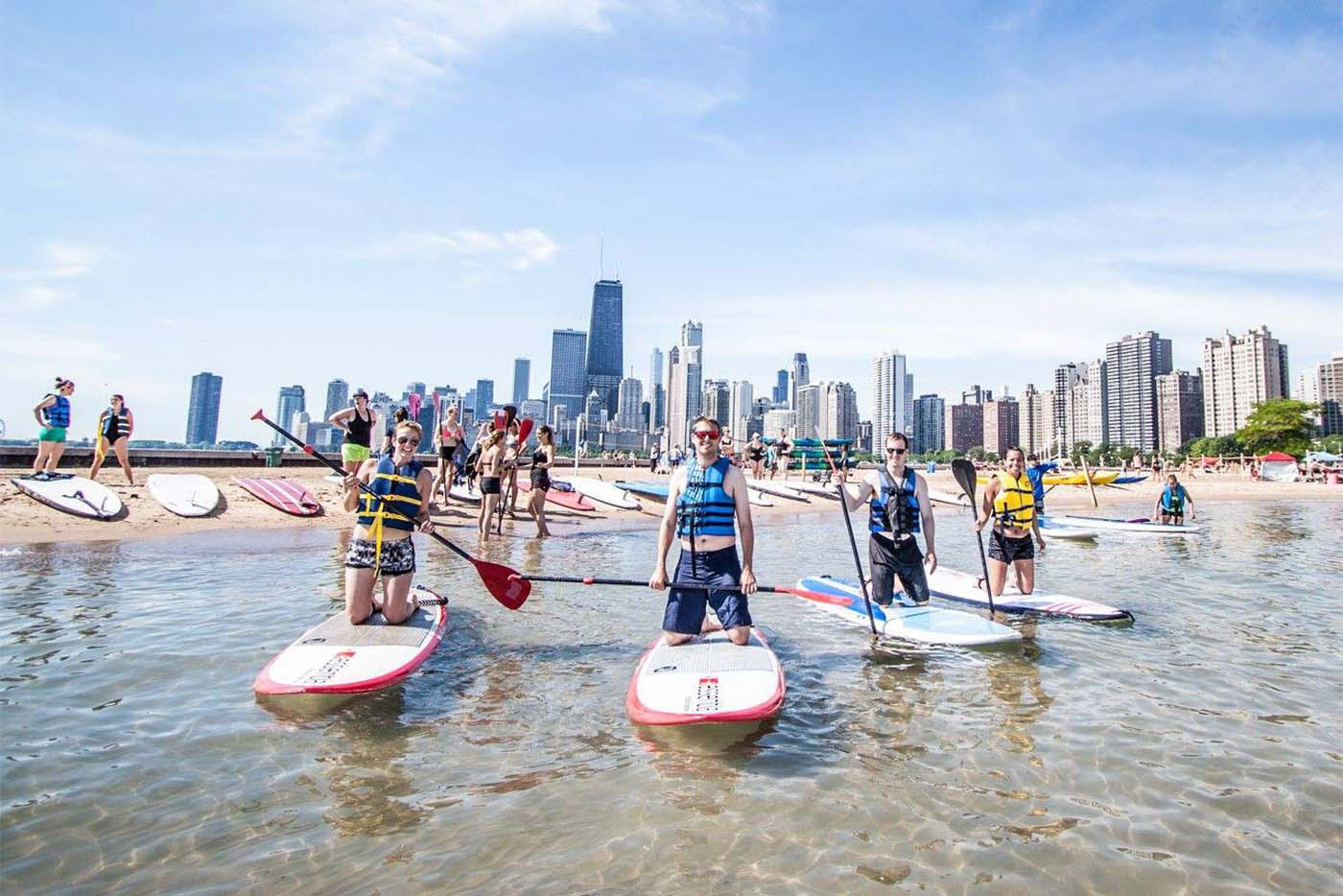 Chicago Outdoor Fitness