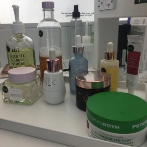 Superfood skincare products for dry skin