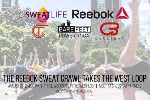 Sweat Crawl