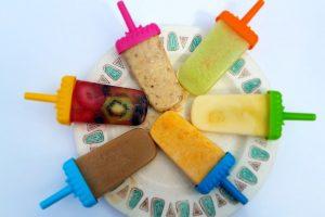 DIY popsicles