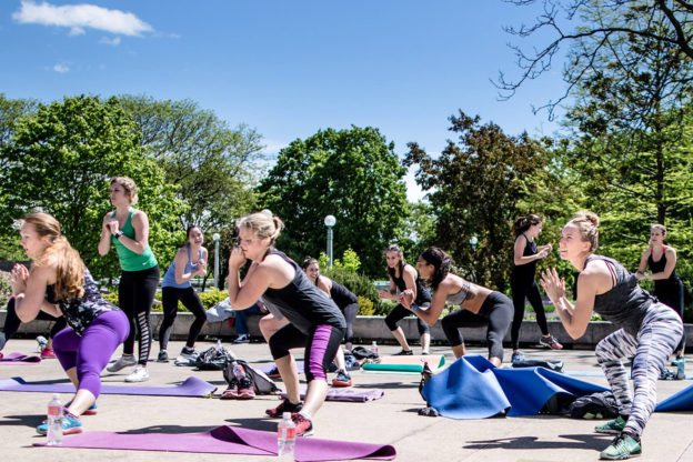 chicago fitness event