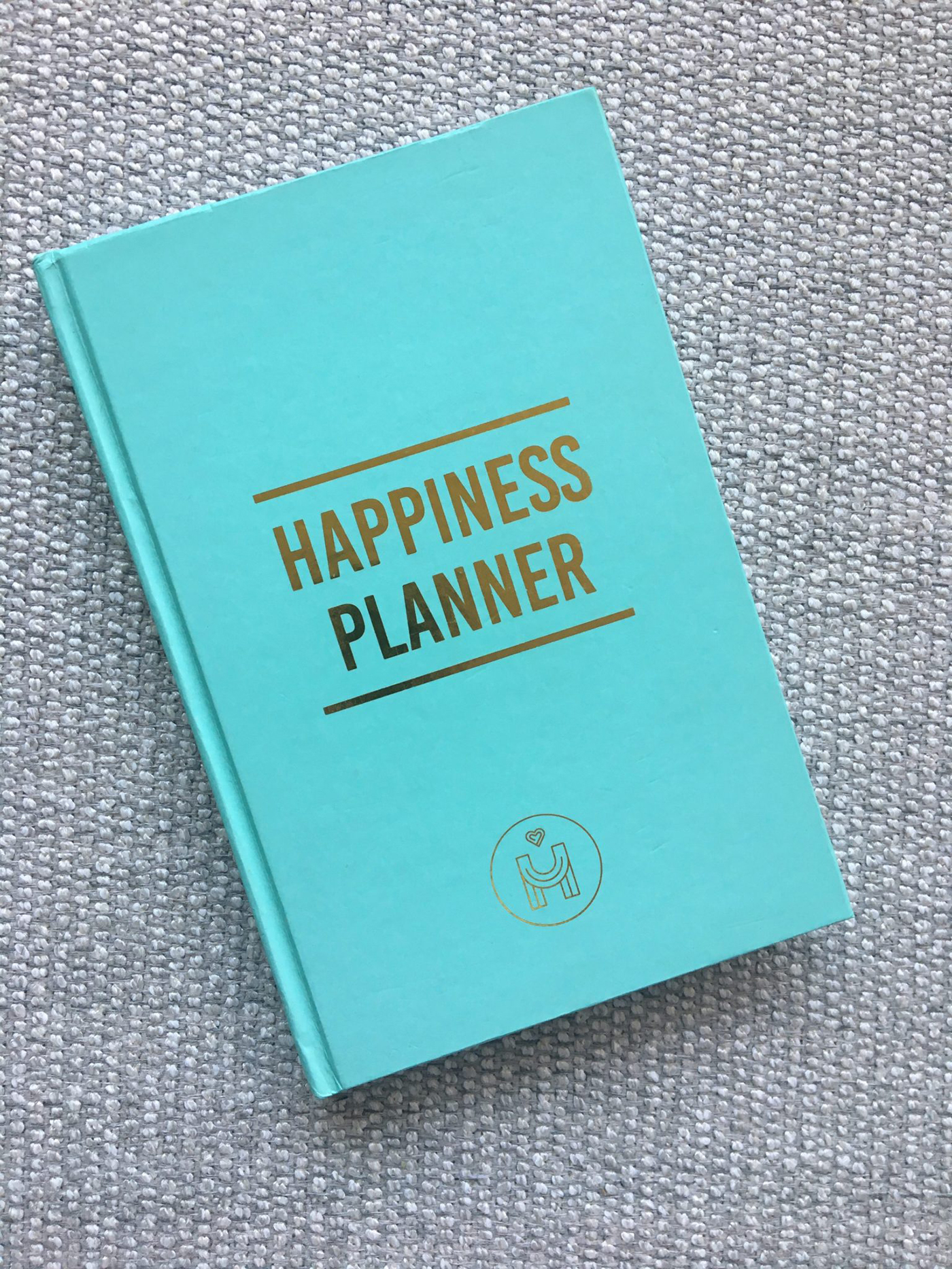 happiness planner