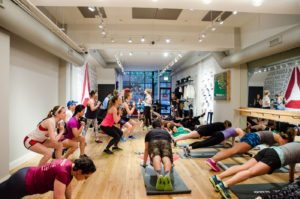 fitness classes in Chicago