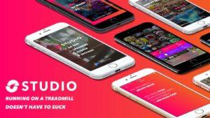 The Studio app