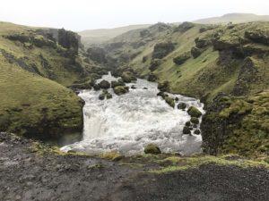 Skógafoss Iceland Hike