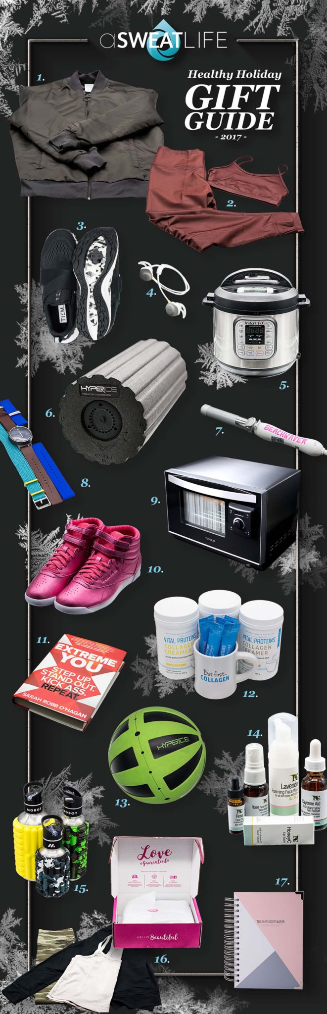 2017 healthy gift guide