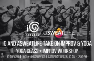 yoga and improv