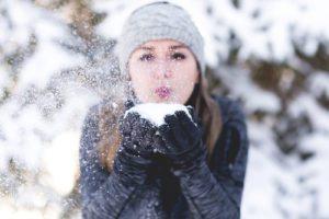 winter beauty routine
