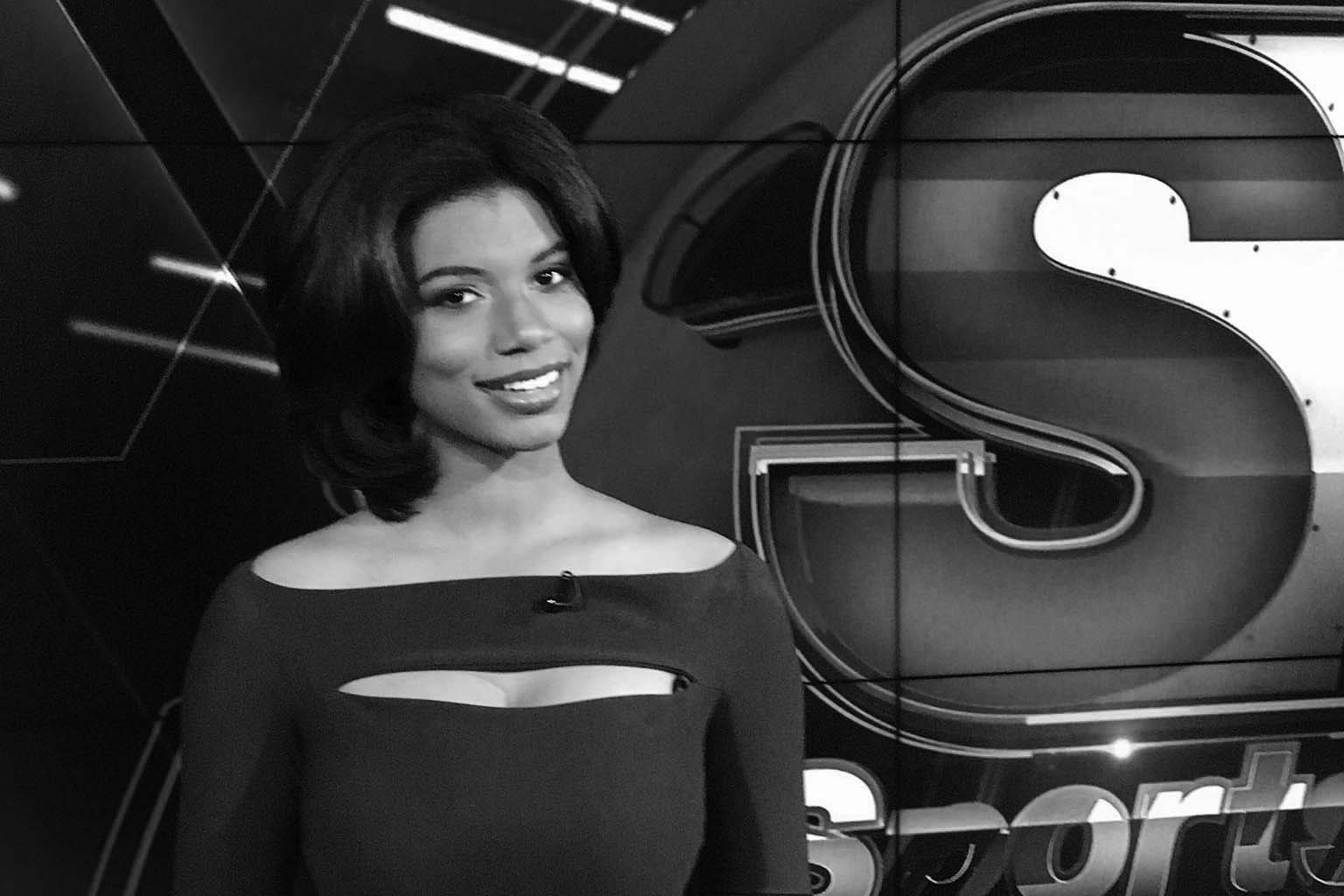 Sports Anchor Taylor Rooks on We Got Goals