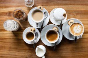 Healthy coffee addiction alternatives