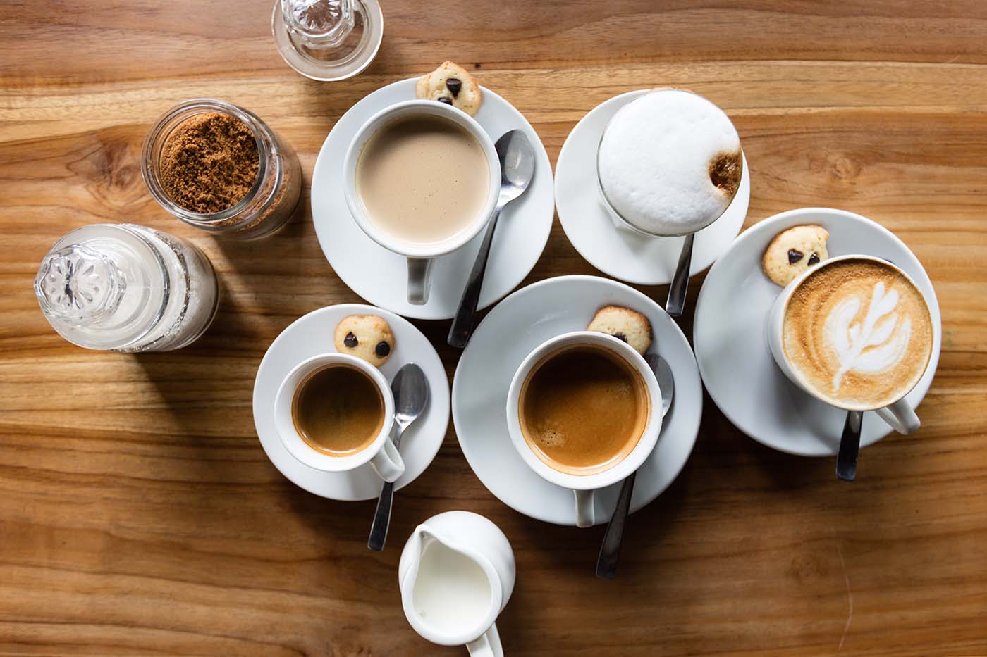 Healthy coffee addiction alternatives