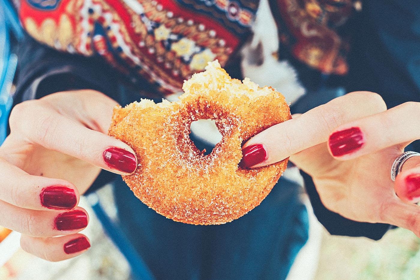how to handle sugar cravings
