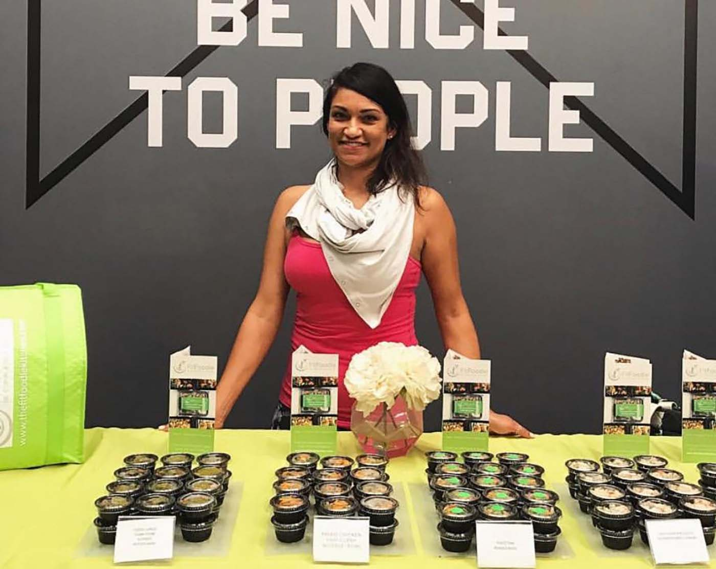 Fit Foodie Chef Shauna Shaik