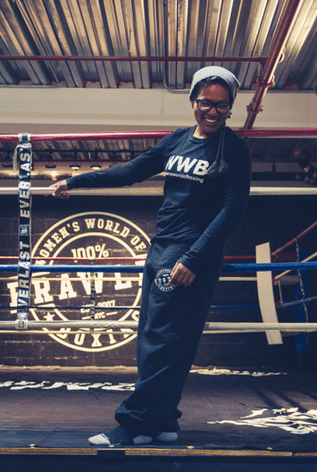 Reese Scott Womens World of Boxing
