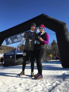 Abominable Snow Race at Lake Geneva