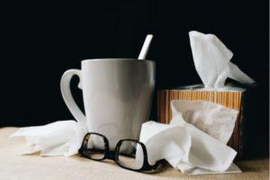 Why did I get the flu if I got a flu shot?