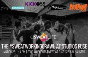 #sweatworkingcrawl
