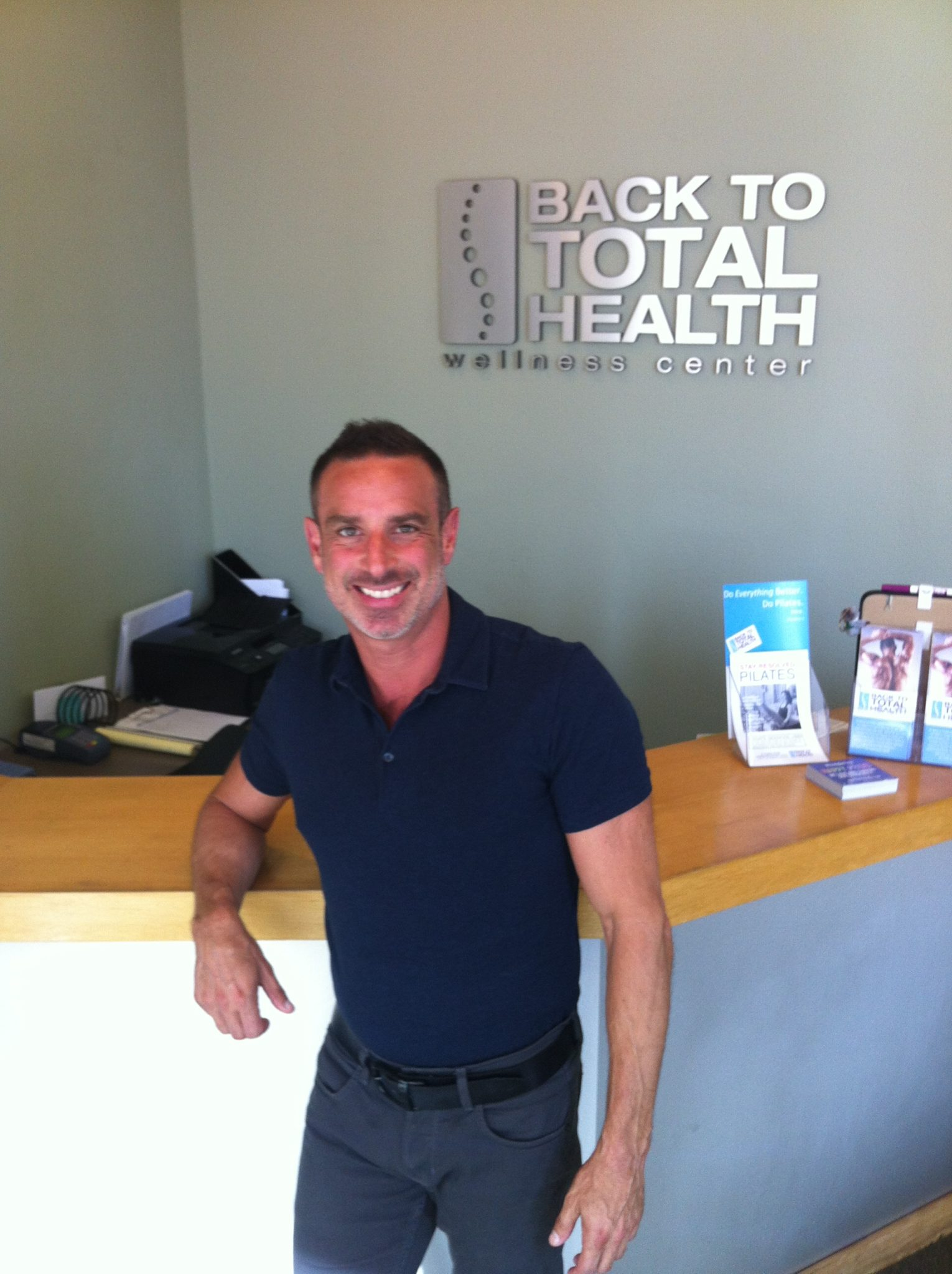 Dr. Eric Swartz and Back to Total Health